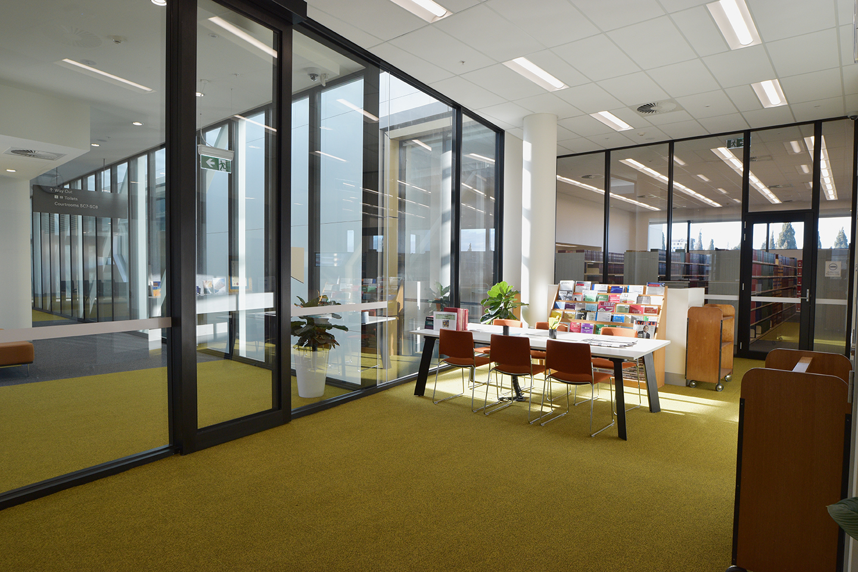Library public area